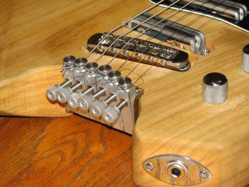 Tuning Tailpiece