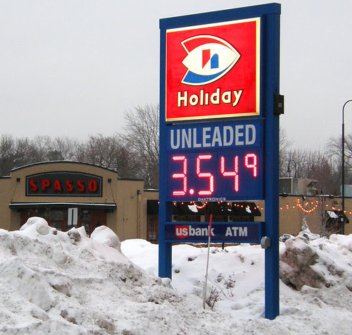 The unleaded