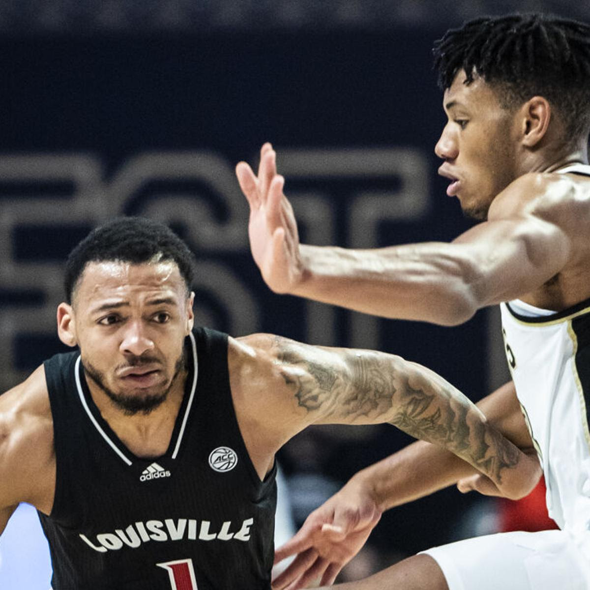 Wake Forest falls to No. 16 Louisville at home