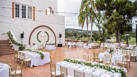Wedding Venues in San Diego   Omni La Costa Resort & Spa