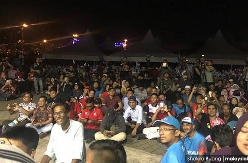 Tun Mahathir yakin berlaku perubahan di Terengganu