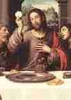 Jesus Christ, Last Supper, Da Vinci, Painting, Freemasons, freemason, Freemasonry
