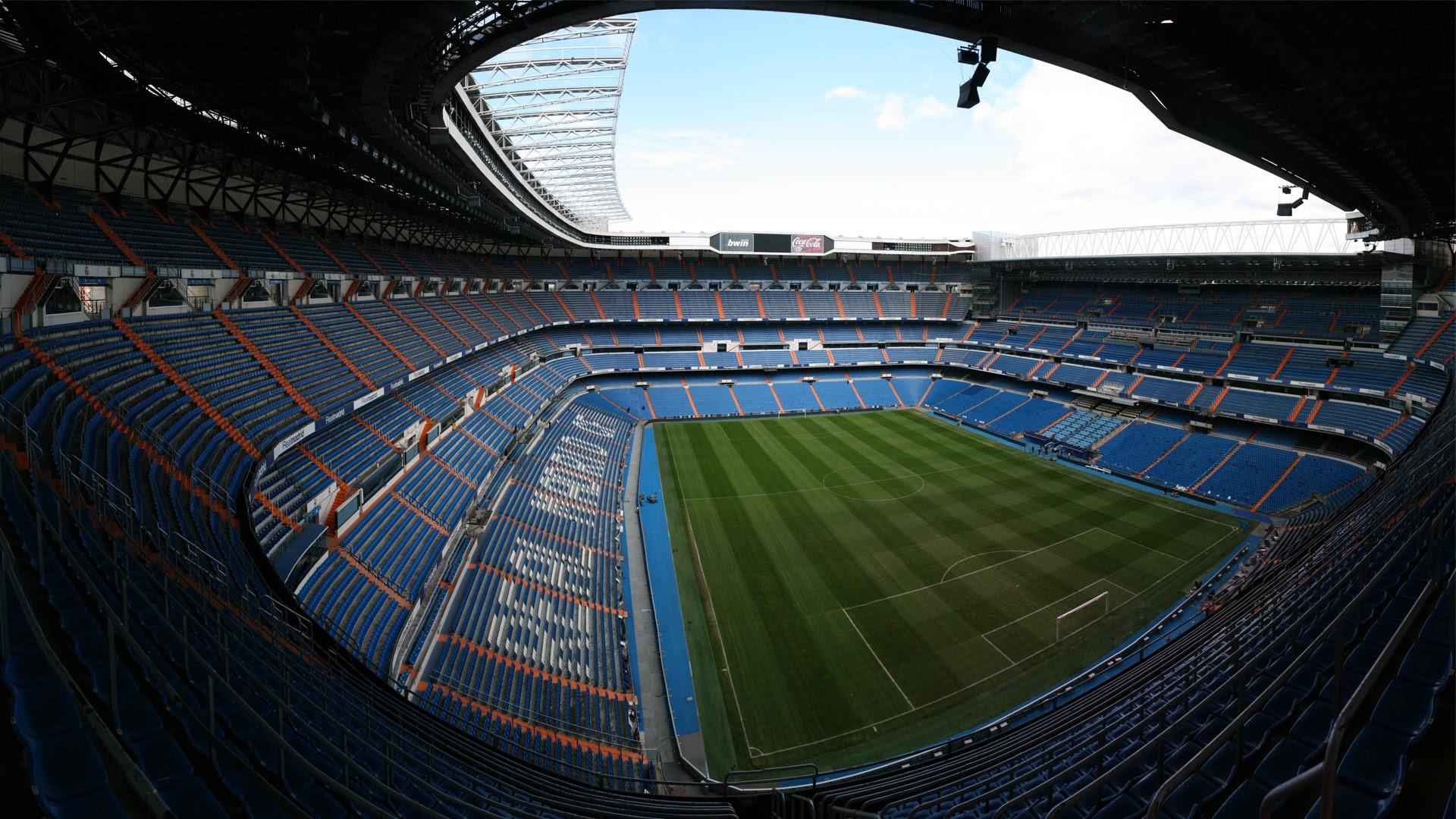 Real Madrid Stadium Wallpapers Hd Pixelstalk Net