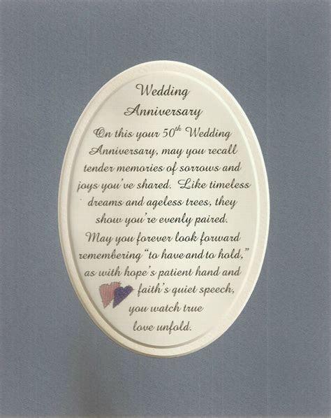 50th ANNIVERSARY WEDDING Hope TRUE LOVE MEMORIES Patient
