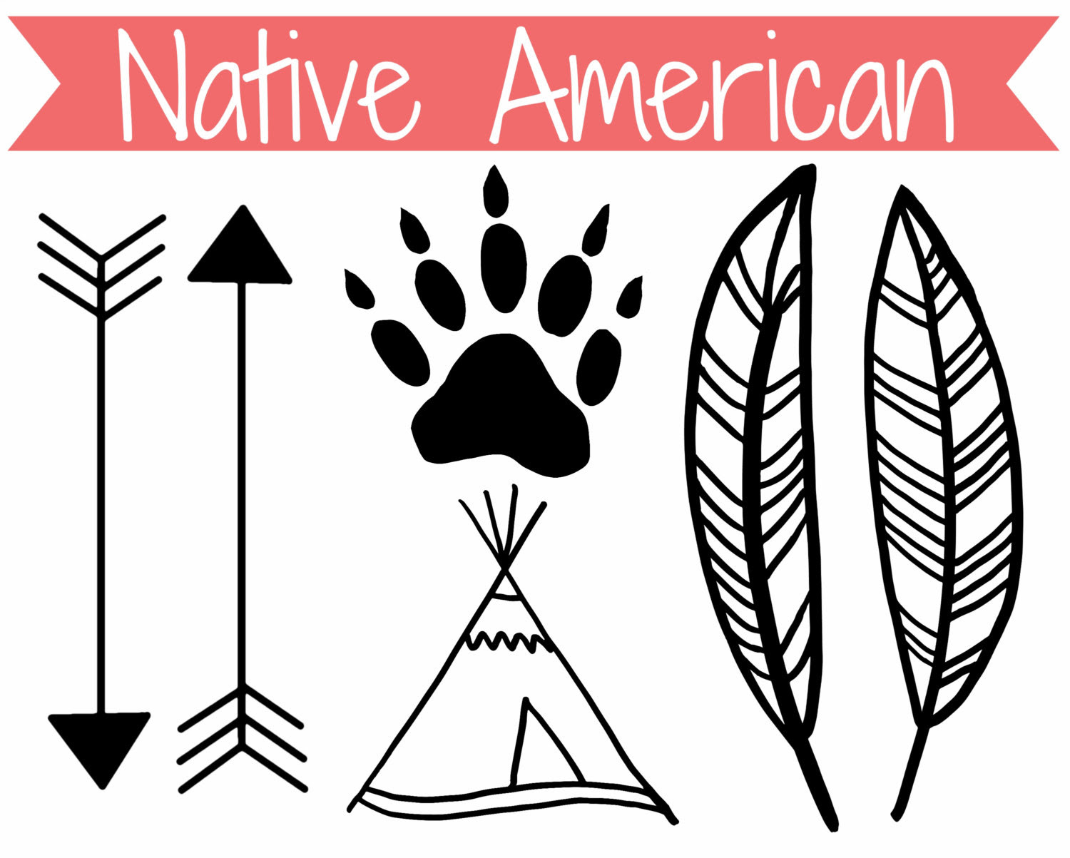 Free Indian Feather Cliparts Download Free Clip Art Free Clip Art