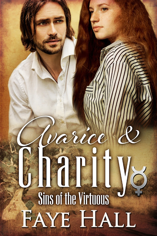 Release Day Alert: Faye Hall's 'Avarice and Charity'