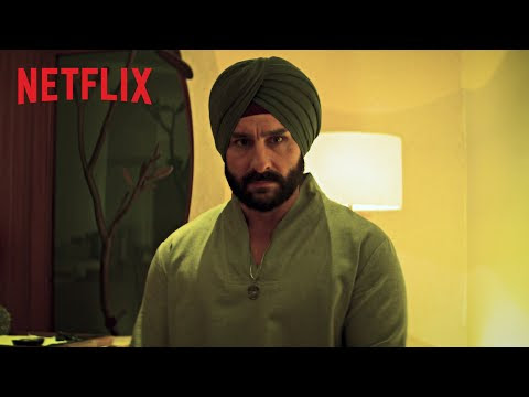 Sacred Games 2: Saif Ali Khan, Nawazuddin Siddiqui's show's all episodes LEAKED online by Tamilrockers