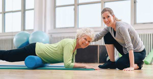 It Is Never Too Late to Begin an Exercise Plan - Fitness Corner
