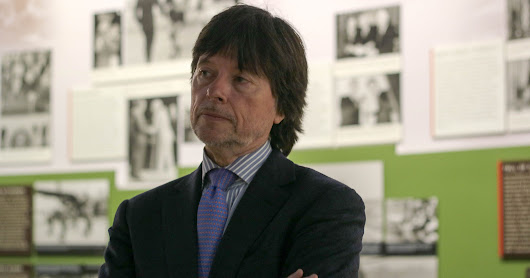 Filmmaker Ken Burns makes bold prediction on NJ visit