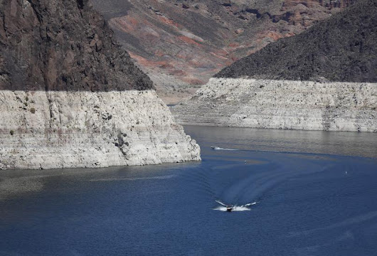 Lake Mead 2015: Photos Show Water Level Nearing Record Low As Drought Threatens Southwest