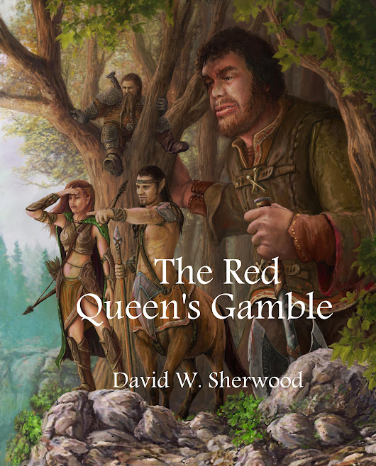 Review: The Red Queen's Gamble by David Sherwood