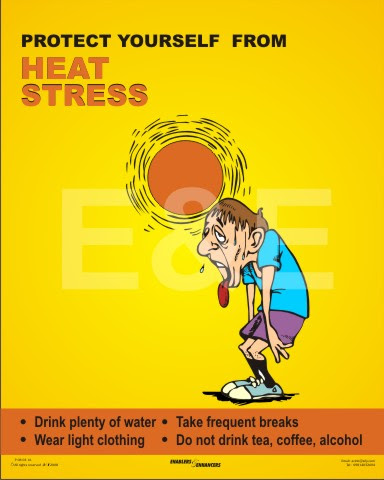 Safety Lecture at ATS on Heat Exhaustion/Stroke - alfanar ...