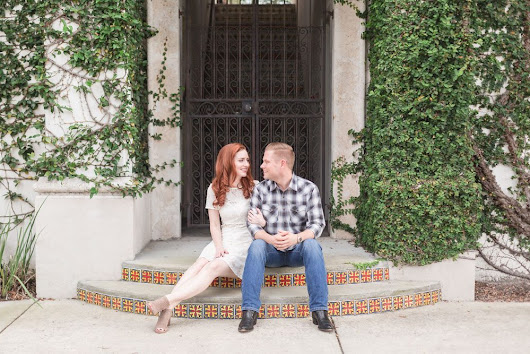 Orlando Engagement Photographer | Winter Park, Florida