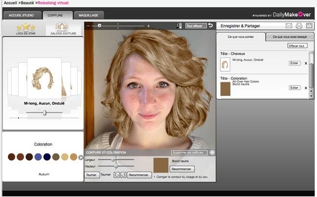 15+ Logiciel de coiffure virtuelle gratuit a telecharger idees en 2021