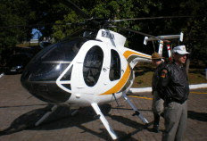 Aeronave  tem capacidade para quatro pessoas - Diego Adami