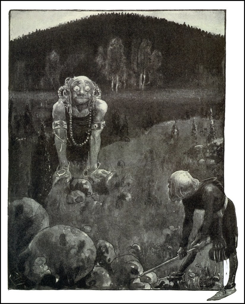 John Bauer - Illustration 18