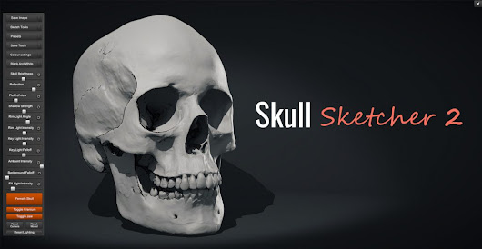 Skull Sketcher Share To Download