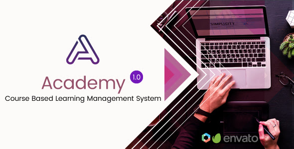 Academy - Course Based Learning Management System - nulled - free download gratis terbaru