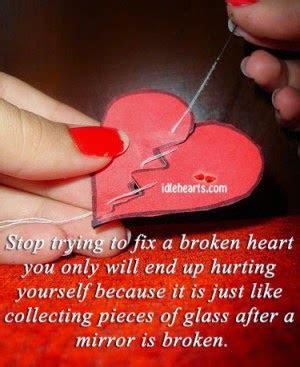 Fix Heartbreak Quotes