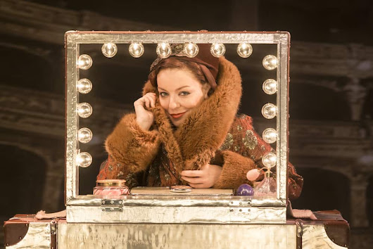 Sheridan Smith - The Perfect Funny Girl? - Practically Perfect Mums