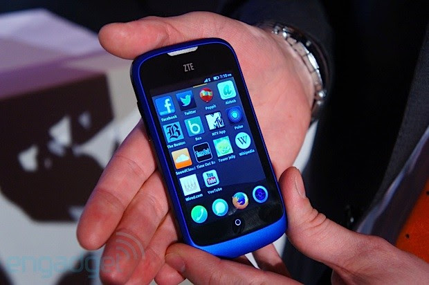 ZTE Open, the world's first Firefox OS phone, launches tomorrow for $90