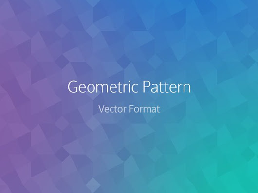 Geometric Pattern - 365psd