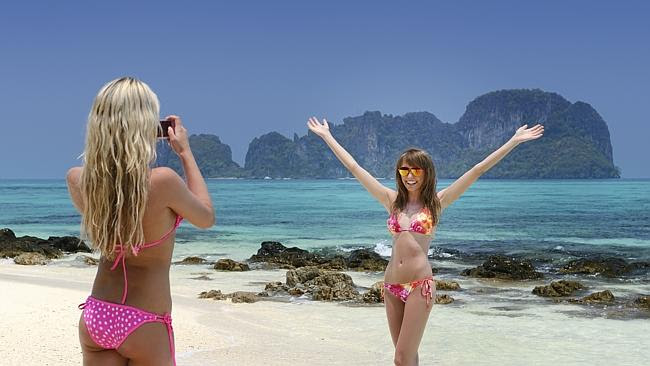 Tourists in bikinis should beware, Thailand's prime minister said.