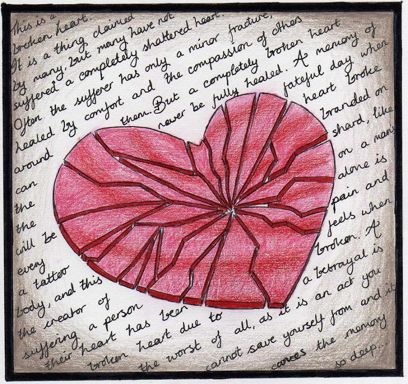 Heart Tattoo Designs Gallery 27