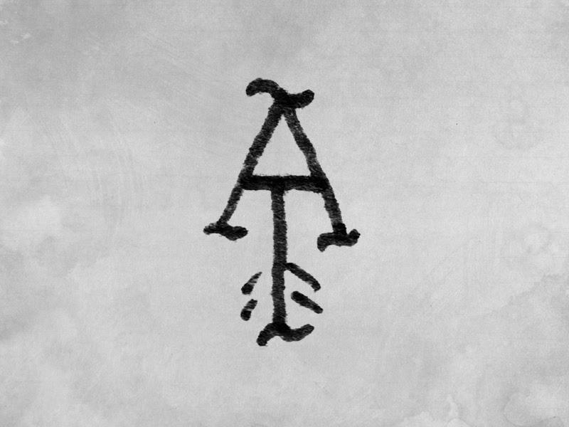 Dribbble - Talon & Arrows monogram by Ricky Ray Lester Jr.