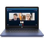 """HP Stream LAPTOP 11.6""""HD N4000 4 32GB eMMC ROYAL BLUE 11-ak0010nr W10"""
