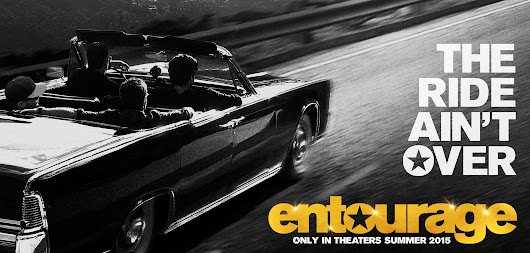 The First Official Teaser Trailer for the Film 'Entourage' Based on the Long-Running HBO Television Series