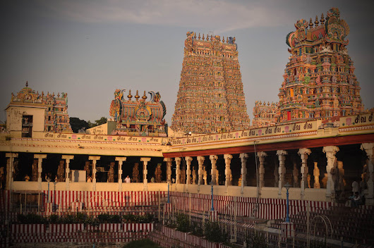 Learn more about Meenakshi Temple - Madurai
