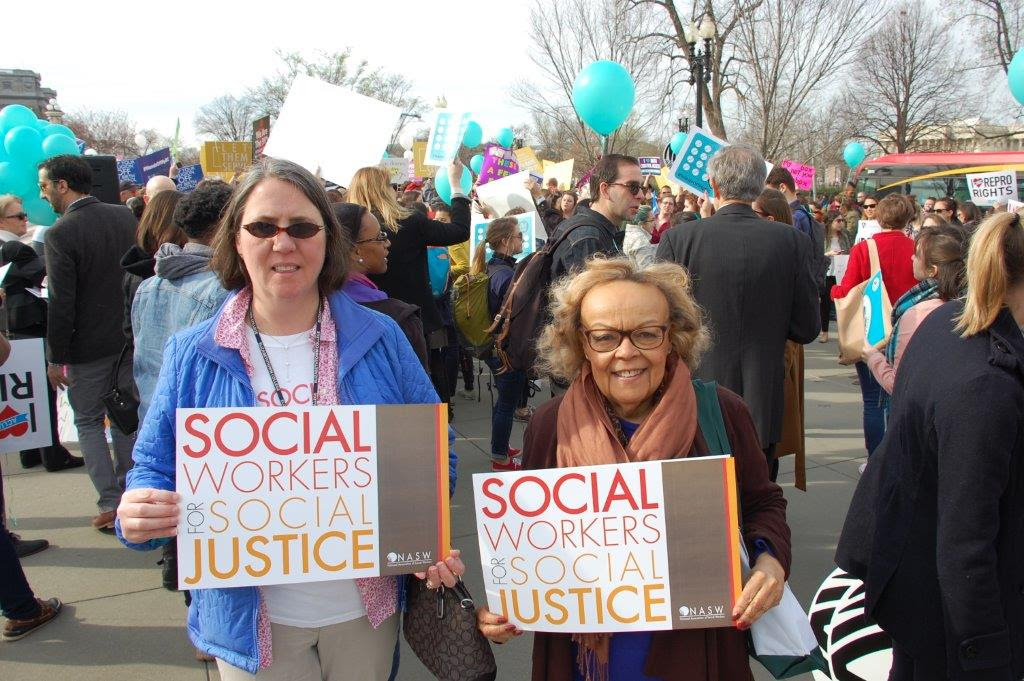 The National Association of Social Workers Supports Women ...