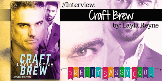 Interview with Cam and Jamie from Craft Brew by Layla Reyne