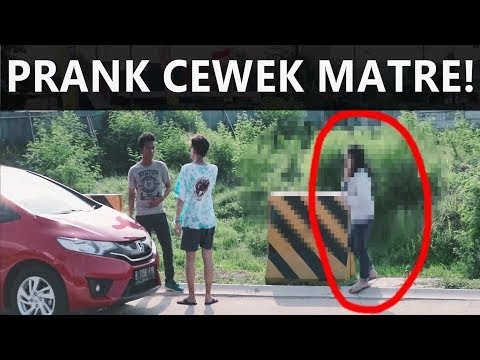 VIDEO PRANK INDONESIA GOLD DIGGER PART 2