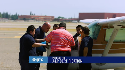 San Joaquin Valley College's Video