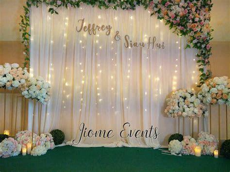 Wedding Decoration Malaysia   Jiome Wedding Decor Event