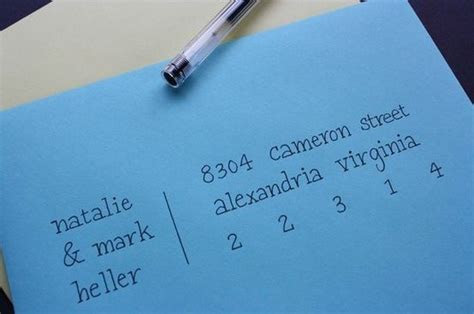 Best 25  Address envelopes ideas on Pinterest   Letter