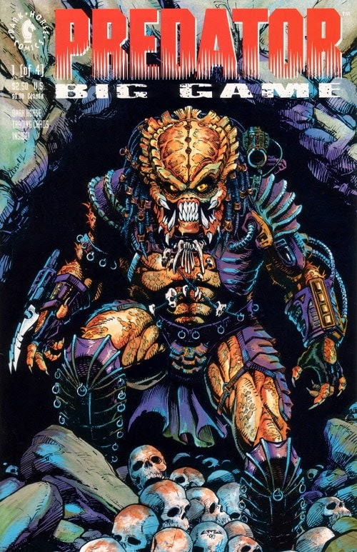 Top 10 Predator Comics