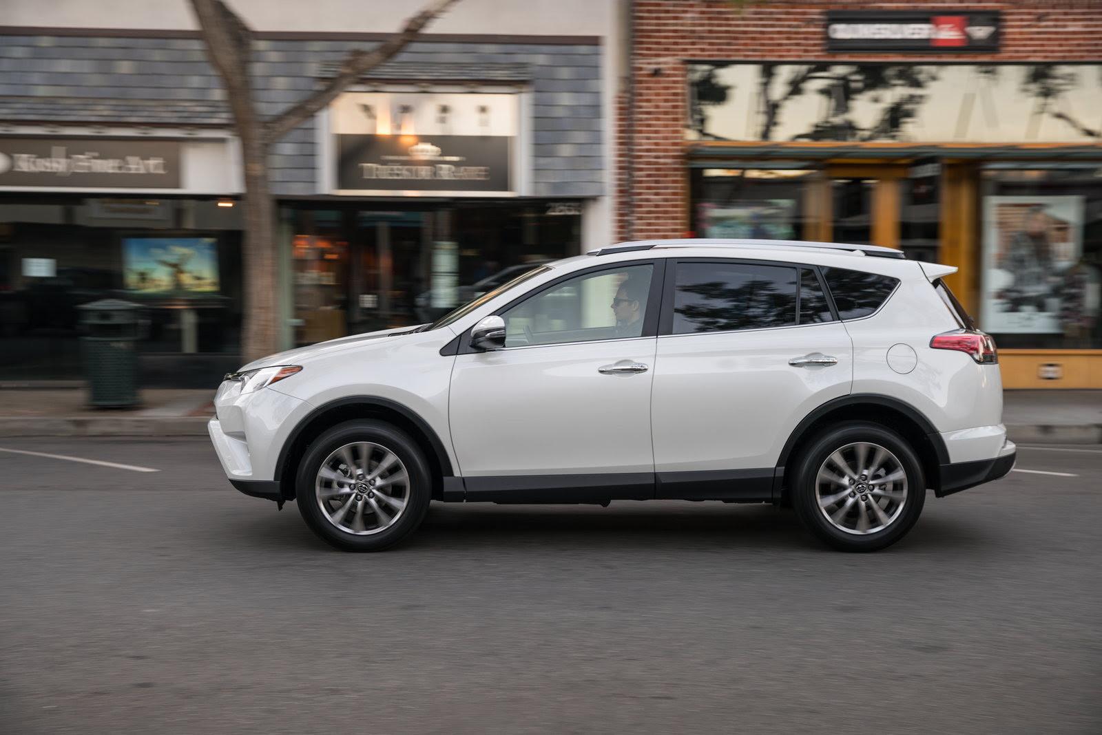 Toyota rav4 lease deals 2018