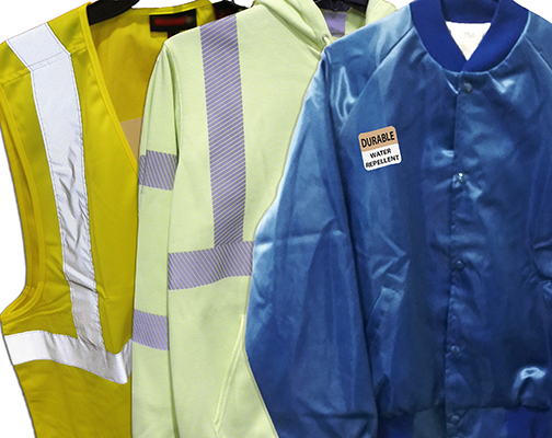 Considerations for Decorating Workwear
