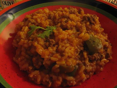 Lisa's Spanish Rice