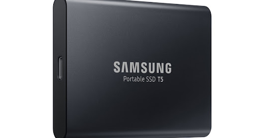 Samsung's latest portable SSD can handle RAW 4K video