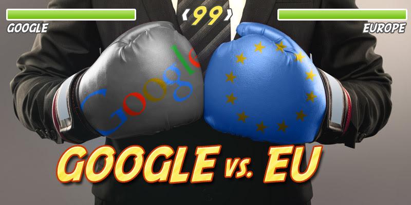 Kenapa Eropa begitu takut sama Google ?