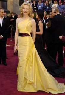 Cate Blanchett Oscar gown