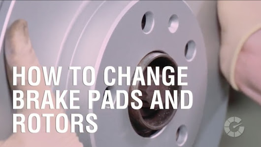 How To Change Brake Pads And Rotors | Autoblog Wrenched