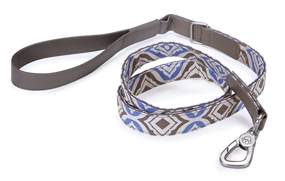 Kathy Ireland Loved Ones Fashion 4' Dog Leash - Blue