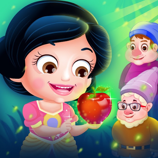 Baby Hazel Snow White Story on the App Store