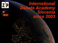 Lecture - Comedy for Debaters - Dobranic IDAS 2011
