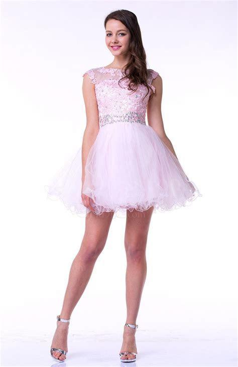Rosewater Pink Cute Baby Doll Illusion Sleeveless Satin